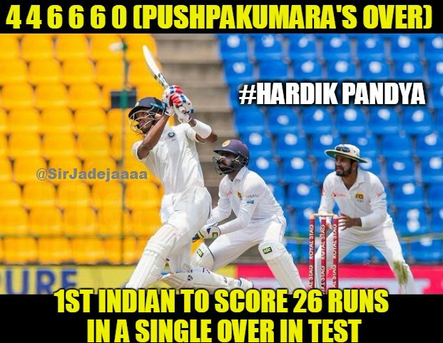 Hardik Pandya new record