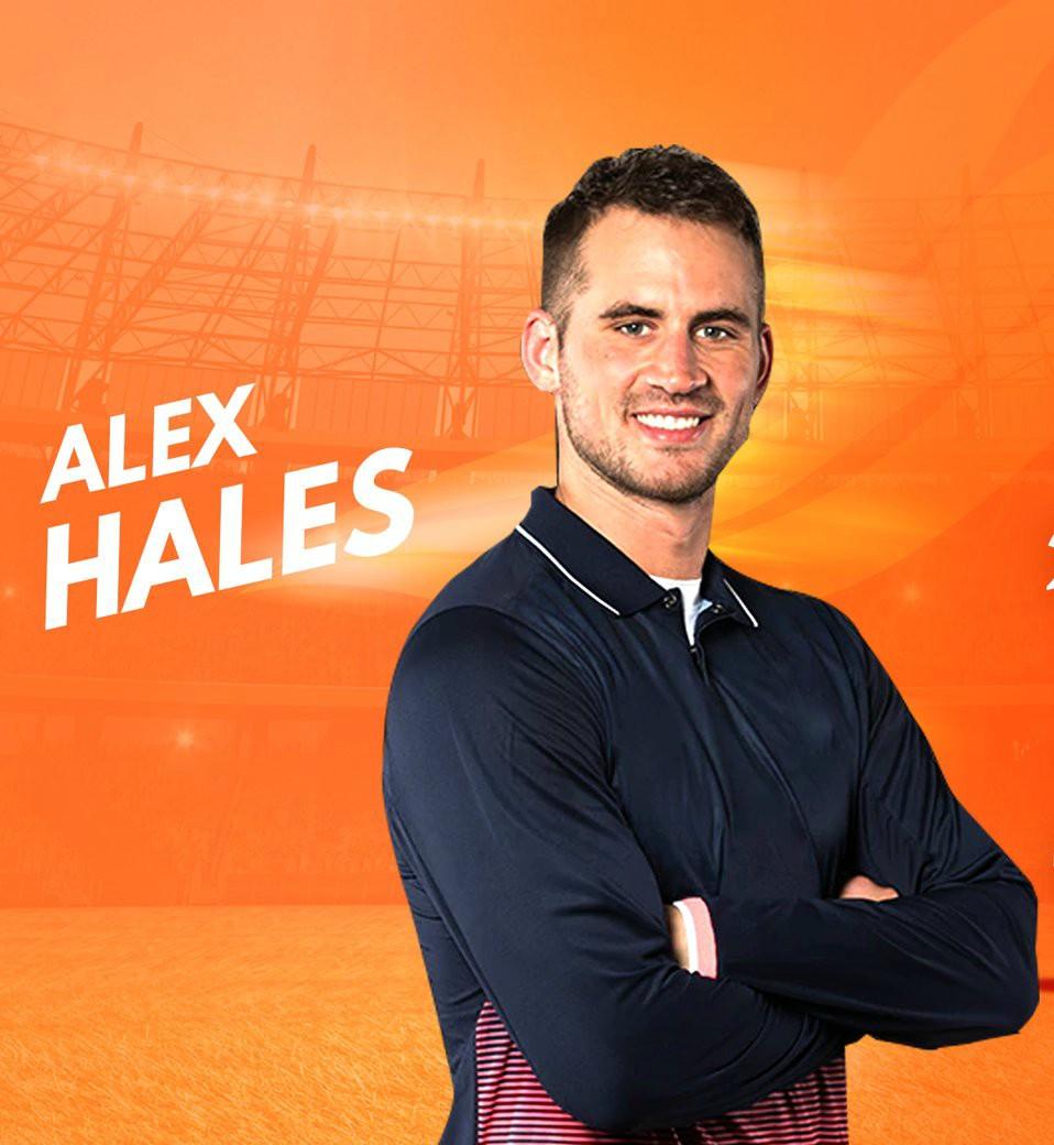 Alex Hales