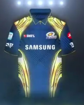 New Mumbai Indians IPL Kit-2018