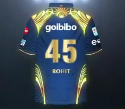 New Mumbai Indians Jersey-2018