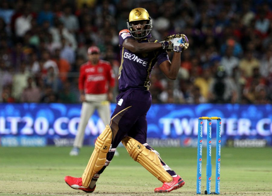 Andre Russell- KKR