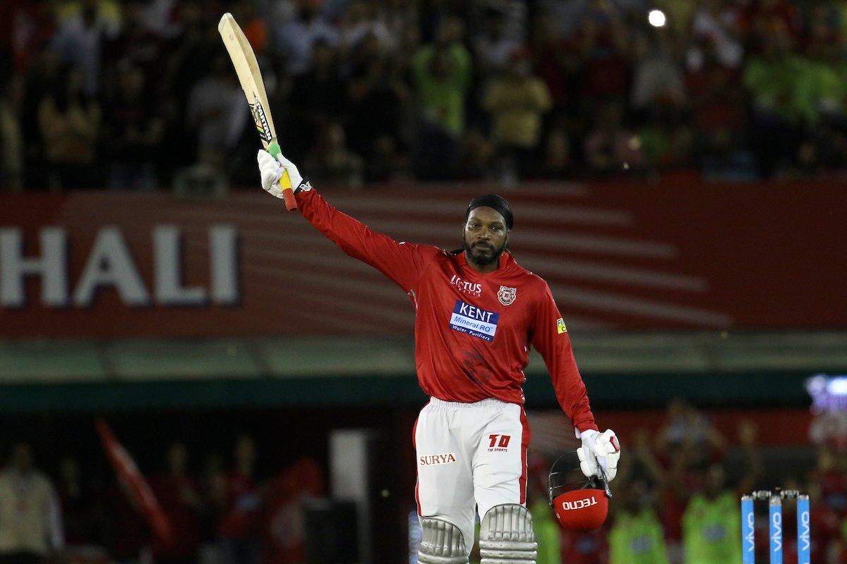 Chris Gayle- KXIP