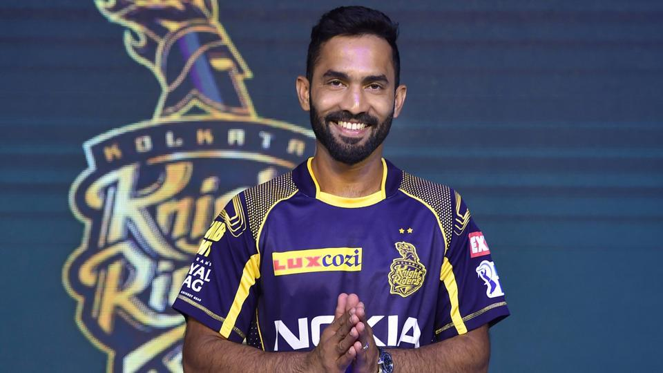 New Kolkata Knight Riders Kit-2018