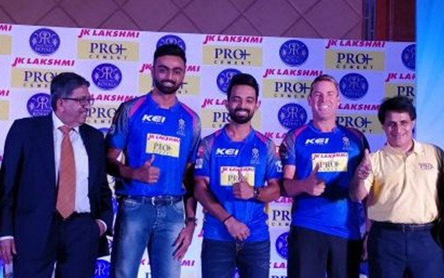 New Rajasthan Royals Kit-2018