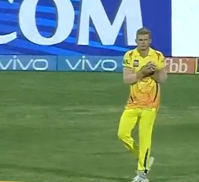 Sam Billings- CSK