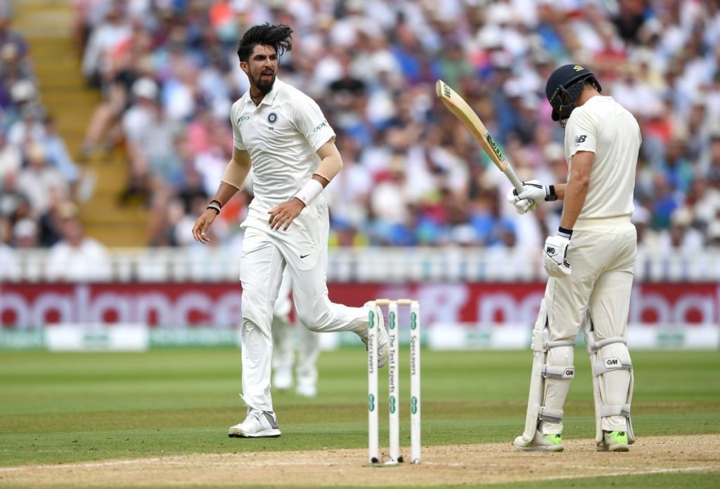 Ishant Sharma Edgbaston England Test 2018