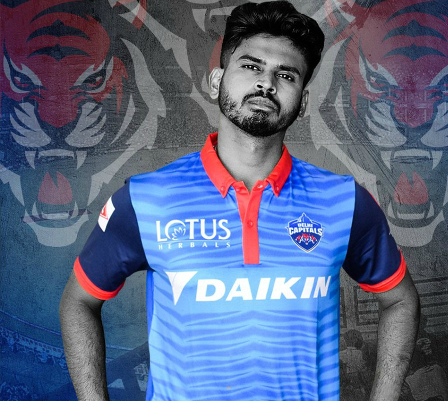New Delhi Capitals Shirt 2019