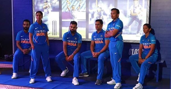 New India Men and Women Jersey-2019