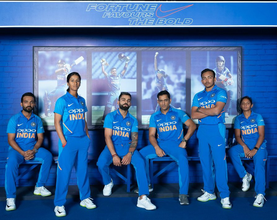 New India World Cup Kit 2019