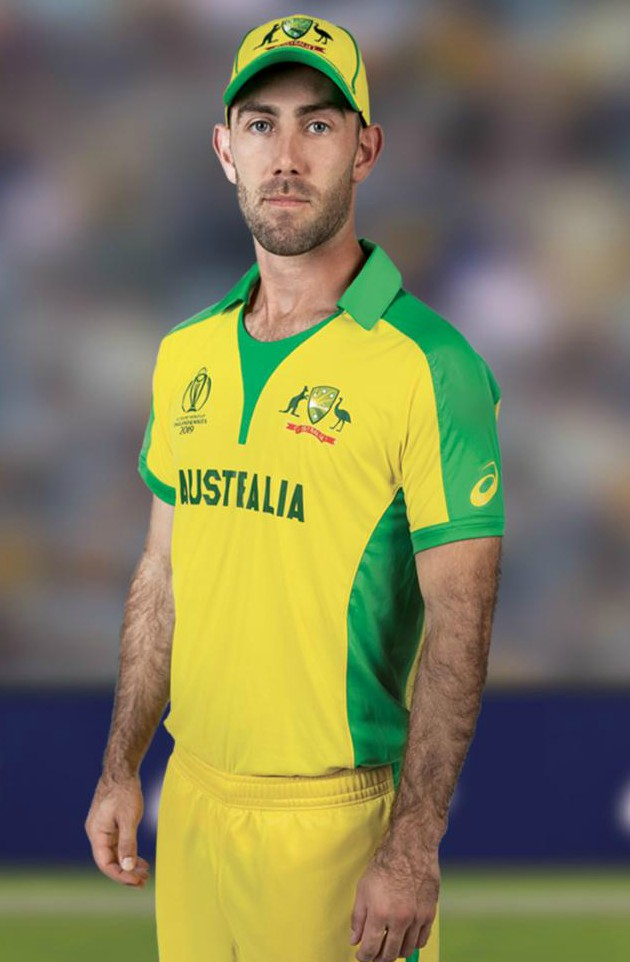 New Australia Cricket World Cup Jersey 2019