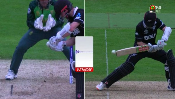 Kane Williamson Edge off Tahir World Cup 2019