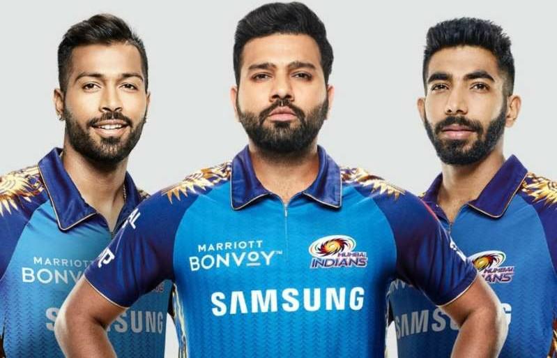 New Mumbai Indians Jersey 2020