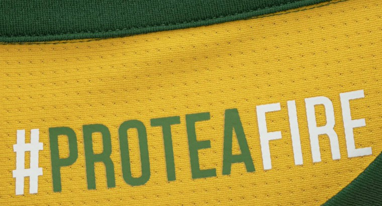 New Proteas T20 Shirt 2020-21