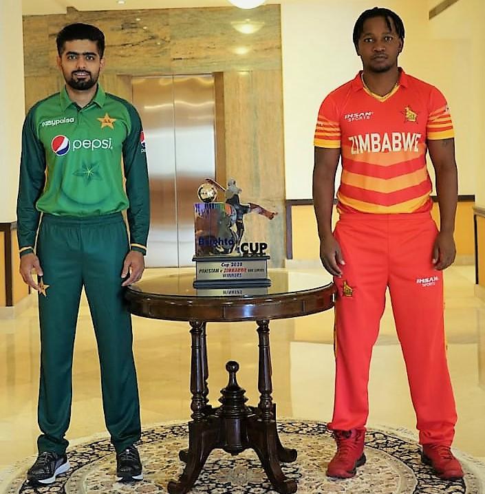 New Pakistan one day international shirt 2020-2021