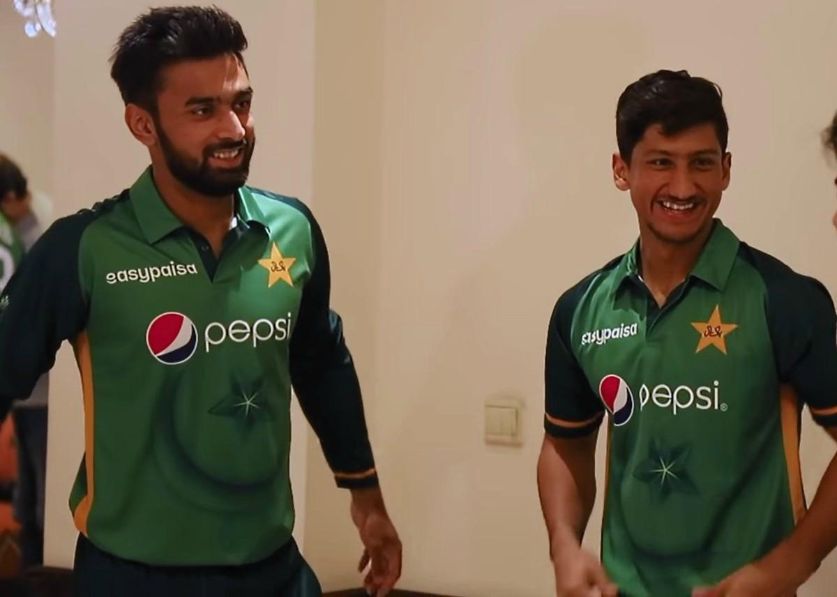 Pakistan's New ODI Kit 2020-21