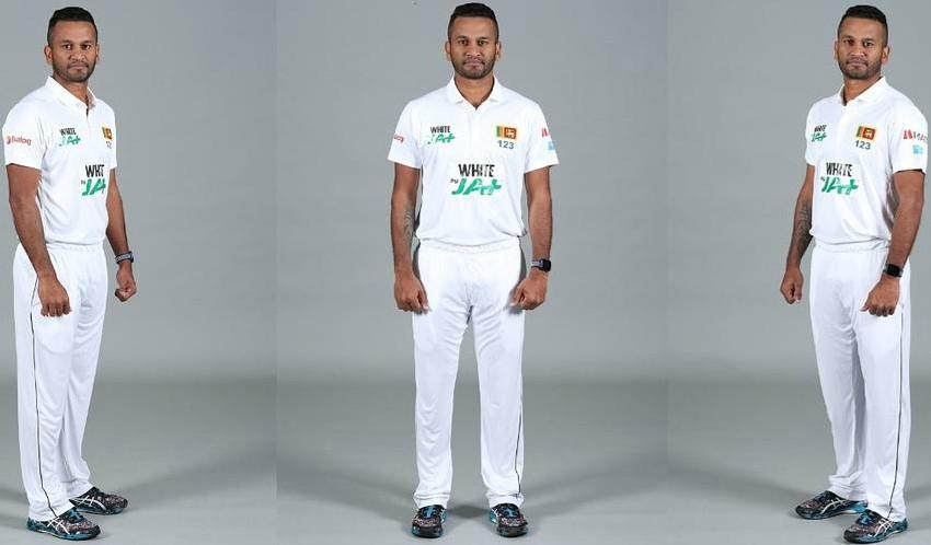 New Sri Lanka Test Cricket Shirt 20-21