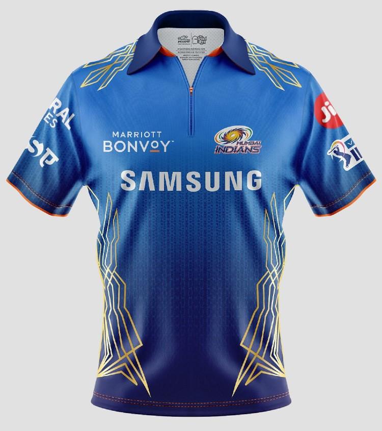 New MI IPL Jersey 2021