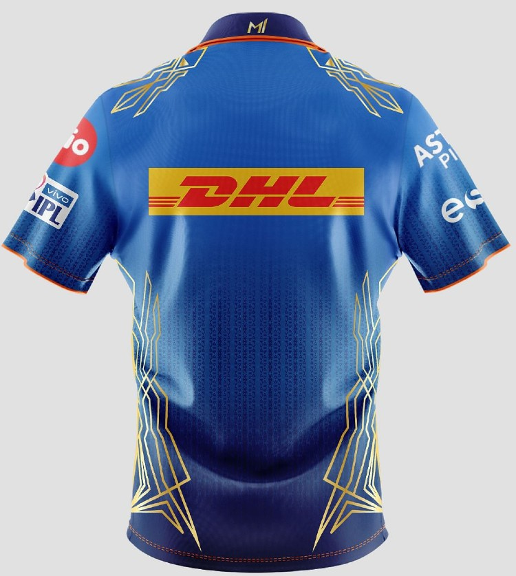New Mumbai Indians 2021 Kit IPL