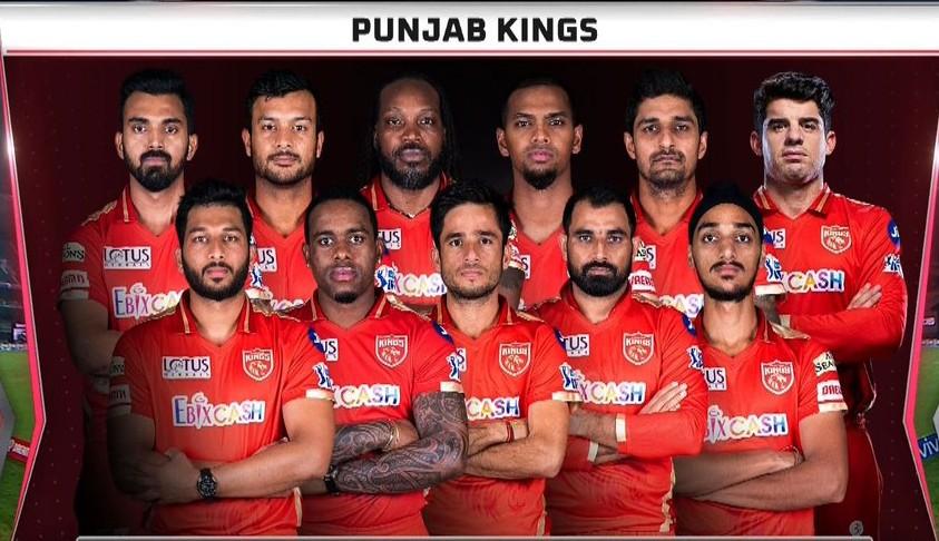 Punjab Kings line ups vs Mumbai Indians (1)