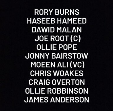 England Playing XI vs India at Oval 2021 (1)
