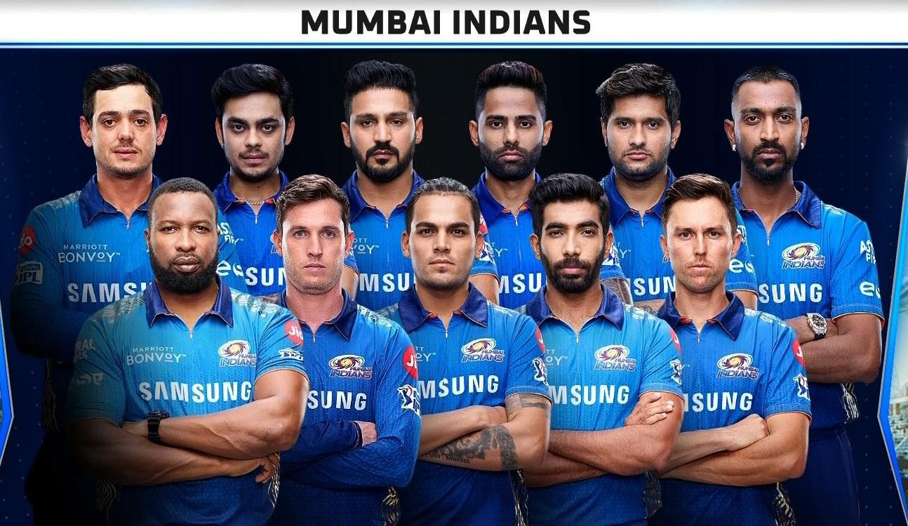 Mumbai Indians line up vs CSK IPL 2021 (1)