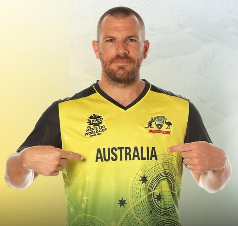 New Australia World Cup Jersey 2021 (1)