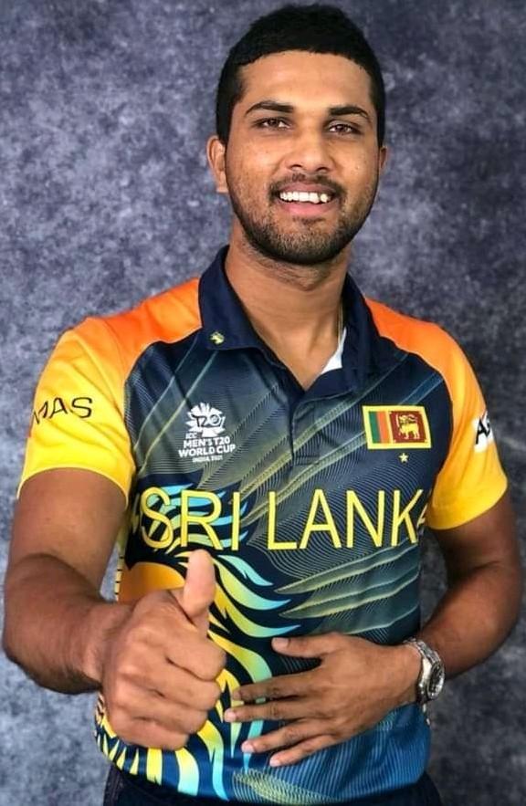 New Sri Lanka T20 World Cup Jersey 2021