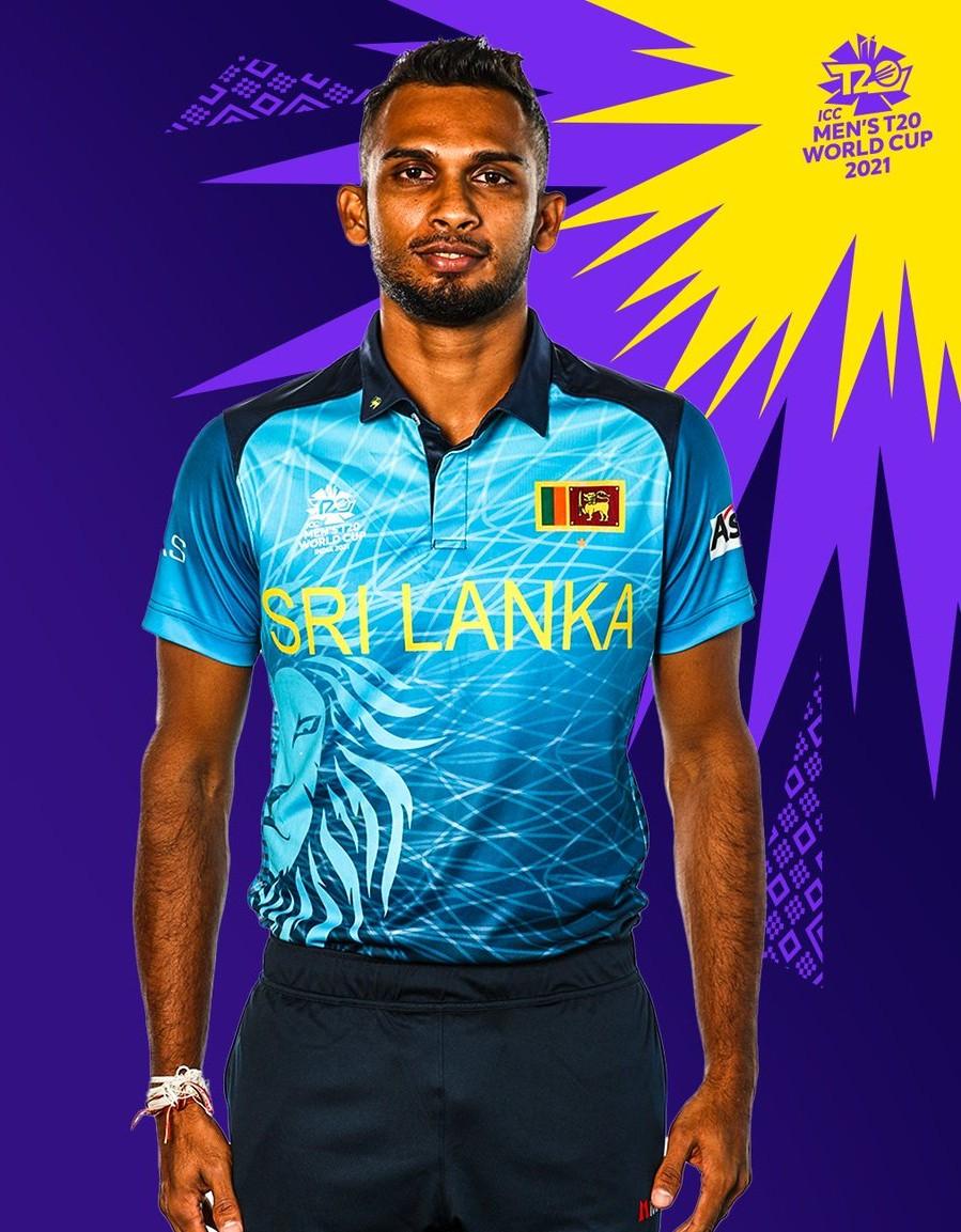 New Sri Lanka World Cup Jersey 2021 (1)